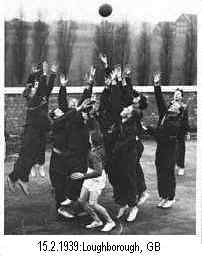 Handball in England 1939